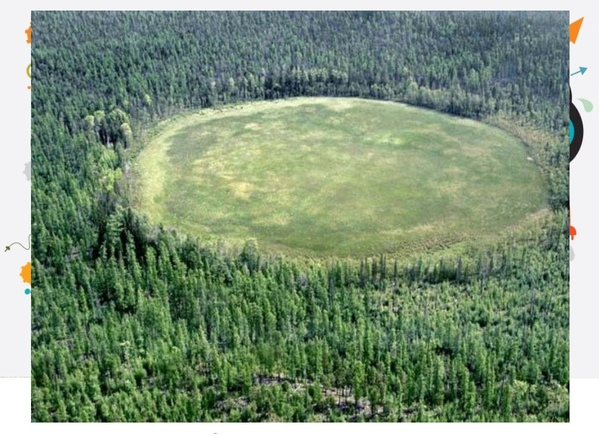 Где находится чертово озеро