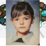 Кто в детстве на фото?