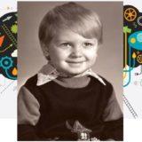 Кто в детстве на фото